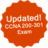 Now covers CCNA 200-301 topics!