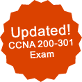 Updated to cover the new CCNA v3 and ICND1 & ICND2 syllabuses for 2020